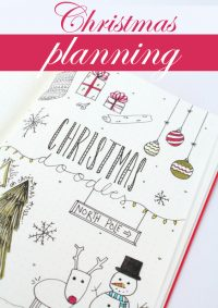 christmass-planning