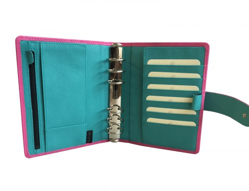 Custom Made Organizer with Touch Me lay-out | STANDARD SIZE