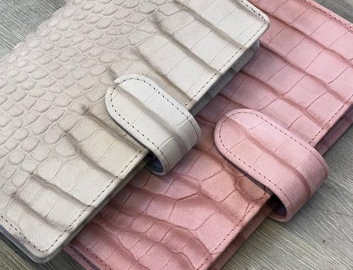 New Colors added to our Custom Made stock leathers